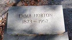 Emma Arkansas <i>Luke</i> Horton