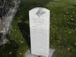 Glenn D Arnold