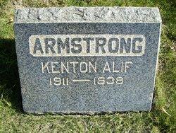 Kenton Alif Armstrong