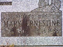 Mary Ernestine <i>Hess</i> Calcott