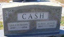 Leila O. <i>Sloan</i> Cash