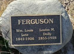 William Lewis Lute Ferguson