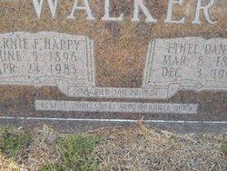 Vernie F. Happy Walker