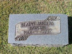 Beadye Blanton <i>Sanders</i> Bawcum