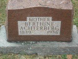 Berthine Achterberg