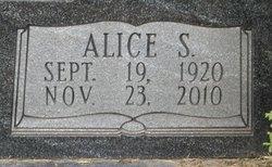 Alice S. <i>Welliver</i> Bauer