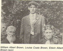 Louisa Caroline <i>Coats</i> Brown
