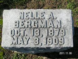 Nellie A. Bergman