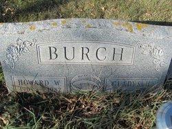 Gladys Hannah <i>Quirk</i> Burch
