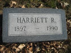 Harriett Ruby <i>Gosick</i> Altaffer