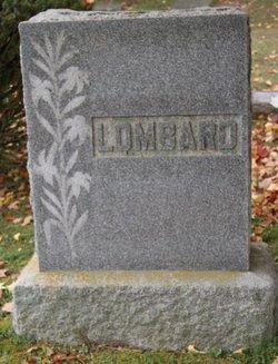 Ella M. <i>Lombard</i> Harrington