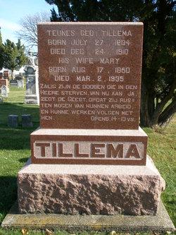 Mary Tillema