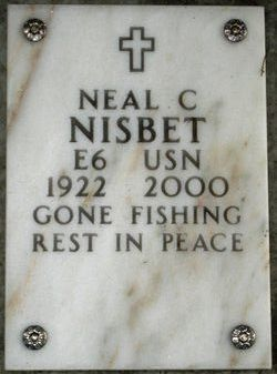 Neal C Nisbet