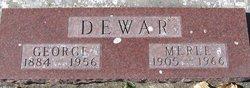 George Dewar