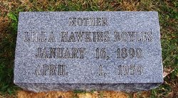 Lilla D. <i>Hawkins</i> Boyles