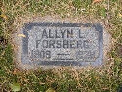 Allyn Lorentz Forsberg