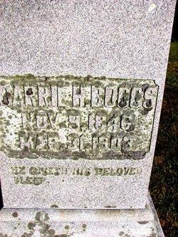 Caroline Harrison Carrie <i>McCoy</i> Boggs