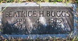 Beatrice <i>Hiner</i> Boggs