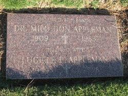 Milo D. Appleman
