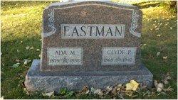 Ada M <i>Carlisle</i> Eastman