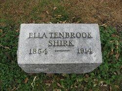 Ella <i>Tenbrook</i> Shirk