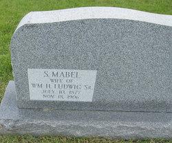 S Mabel <i>Schmeck</i> Ludwig