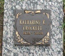 Katherine K. Crockett