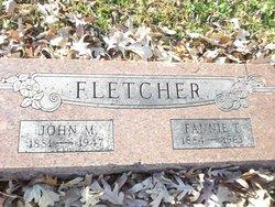 Fannie Turner <i>Reed</i> Fletcher