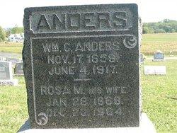 William C Anders