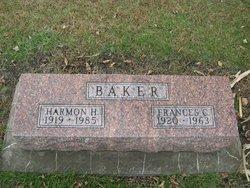 Frances C Baker