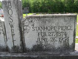 Albina Stanhope <i>Pierce</i> Boswell