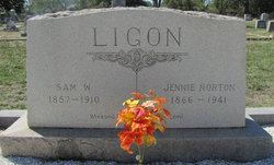 Jennie <i>Norton</i> Ligon