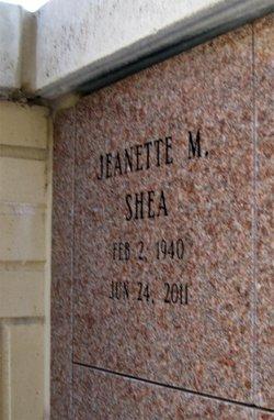 Jeanette M. Shea