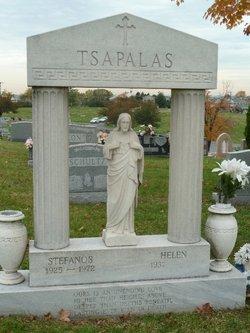 Stefanos Tsapalas