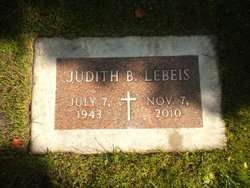 Mrs Judith Beatrice Cookie <i>Anderson</i> Lebeis