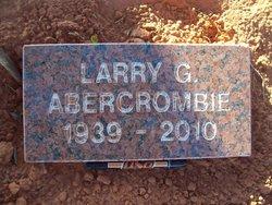 Larry G Abercrombie