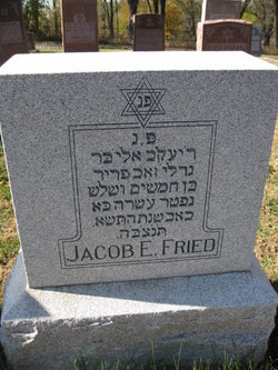 Jacob E. Fried
