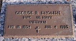 George Robert English