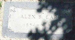 Alex B Earp