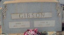Evie Mae <i>Bishop</i> Gibson