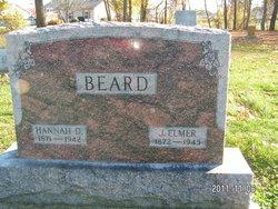 J Elmer Beard
