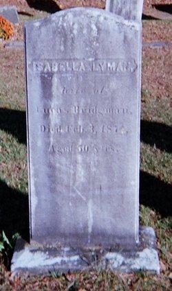 Isabella <i>Lyman</i> Bridgman