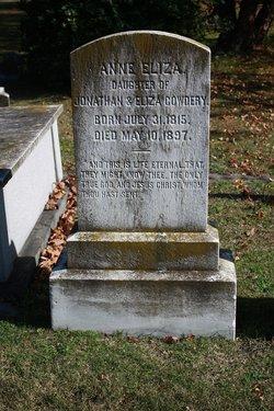 Anne Eliza Cowdery