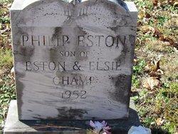 Philip Eston Champ