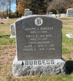 Joseph J. Burgess