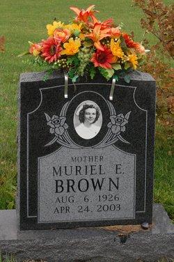 Murial E. Brown