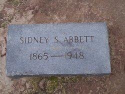 Sidney S Abbett