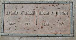 Archer M. Allen