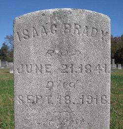 Isaac Brady