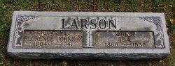 Florence <i>Larson</i> Johnson